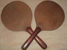 Деревянное основание для настольного тенниса