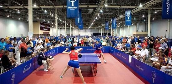ping pong турнир