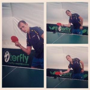 подрезка справа в настольном теннисе