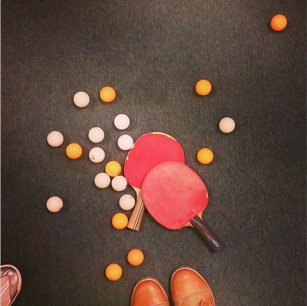 Правила настольного тенниса. Мячи в настольном теннисе