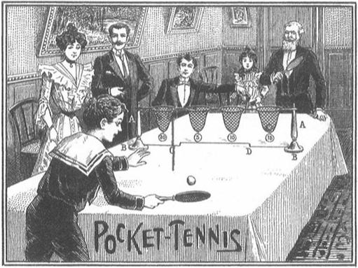 pocket tennis
